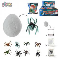Grossiste et fournisseur. Oeuf magique effervescent à araignée.