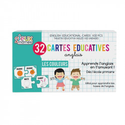 English educational cards -...