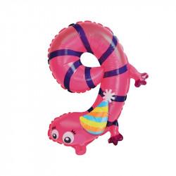 Grossiste et fournisseur. Ballon animal chiffre.