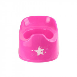 Grossiste. Pot pour enfant en plastique rose