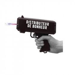 Grossiste. Pistolet distributeur de billets noir