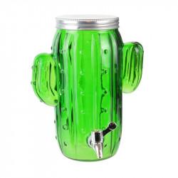 Grossiste. Fontaine à boisson en forme de cactus de 4 L
