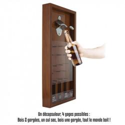 Beer bottle opener wooden...