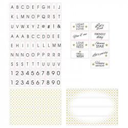 Grossiste. Boîte lumineuse à messages A3 - 85 lettres