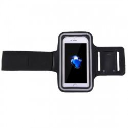 Running armband and phone...