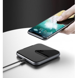 Wireless stand-up charger -...