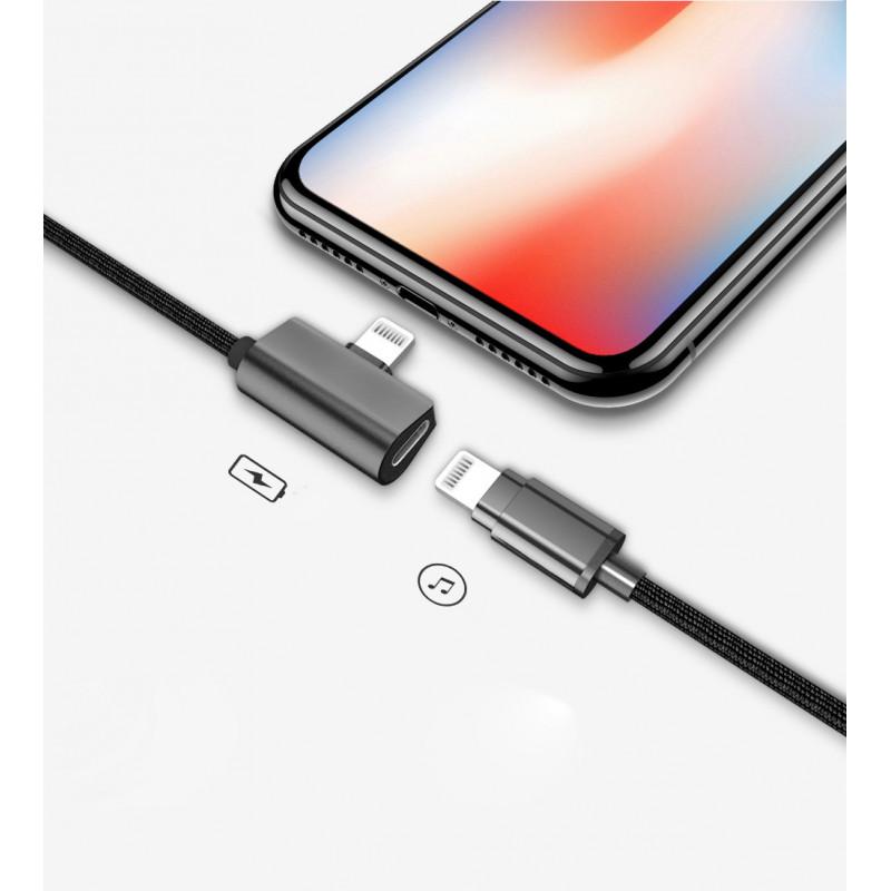 Grossiste. Câble USB de charge et de synchronisation avec prise Lightning