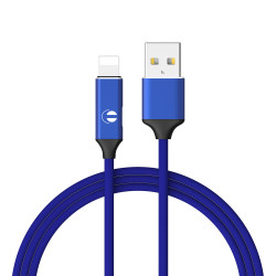 USB cable to Lightning - Blue