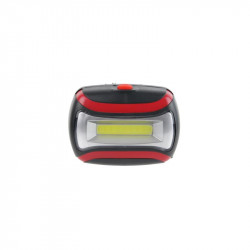 Grossiste. Lampe Frontale LED COB rouge