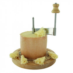 Grossiste. Racloir à fromage et sa cloche