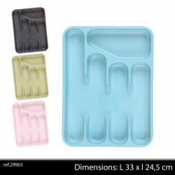 "Silverware tray - 13x9.4"""