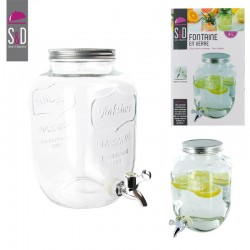 Glass Mason Jar beverage...