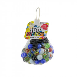 Bag of 100 marbles