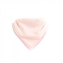 Grossiste. Bavoir bandana rose x 2
