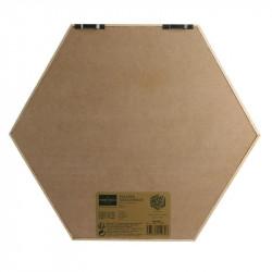 Grossiste. Étagère hexagonale x 3