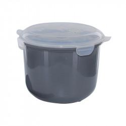 Grossiste. Cuiseur à riz micro-onde 2.5L gris