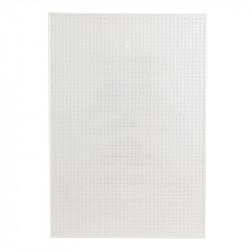 Grossiste. Letter board A4 294 lettres plastique blanc
