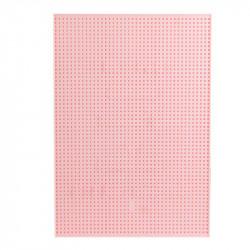 Grossiste. Tableau à messages rose avec 294 lettres et symboles