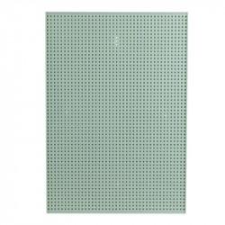 Grossiste. Tableau à messages vert avec 294 lettres et symboles