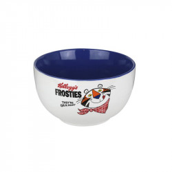 Kellogg's frosties cereal bowl