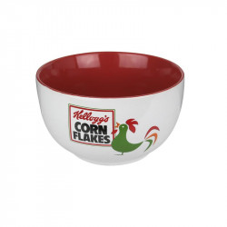 Kellogg's two-tone cereal bowl