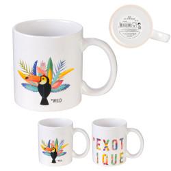 Exotic mug - 10oz