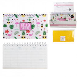 Flamingo Style Calendar...