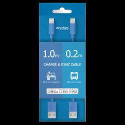 Unplug USB cable/Lightning...