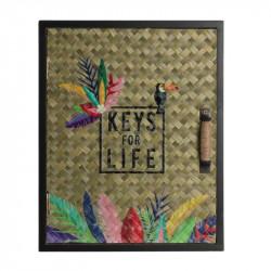 Grossiste boite à clefs exotique.