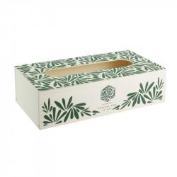 Grossiste boîte à mouchoirs spécial jungle.