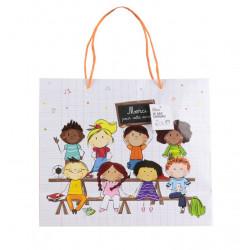 Paper gift bag/School...