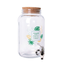 Grossiste Fontaine à boisson Exotic Summer de 35L