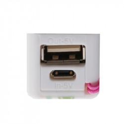 Grossiste Batterie de secours de 2600mAh spécial flamant rose