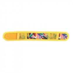 Grossiste Bracelet exotique anti-moustiques avec recharge citronnelle jaune