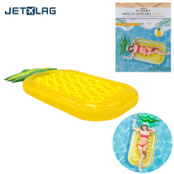 Inflatable pineapple pool...