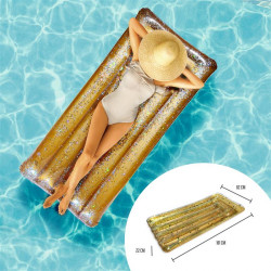Golden suntanner inflatable...