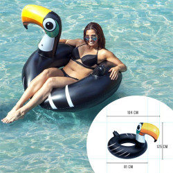 Inflatable pool float large...