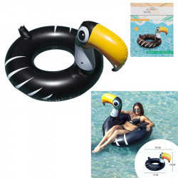 Grossiste Bouée gonflable en forme de toucan