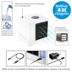Personal air conditioner