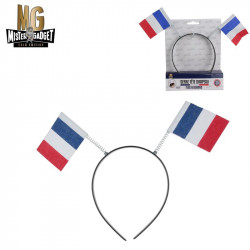 Grossiste serre-tête drapeau 13x28cm