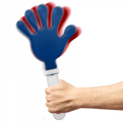 Grossiste applaudisseur main x2