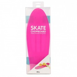 Grossiste de planche à découper skateboard rose