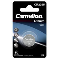 Grossiste Pile Lithium à l'unité : CR2025 / Blister de 1 pile