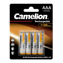 Piles rchargeables NIMH :...