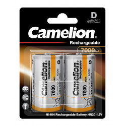 Piles rechargeables NIMH :...