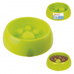 Grossiste Gamelle anti glouton 19cm - vert