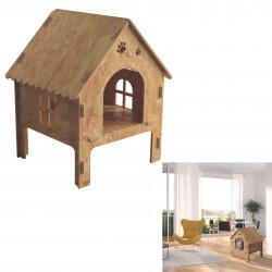 Grossiste Maison en bois pour animaux - GM