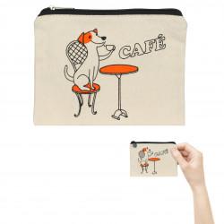 Grossiste Pochette Jack café