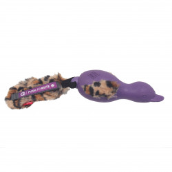 Grossiste Jouet en forme de canard sonore violet pour chien