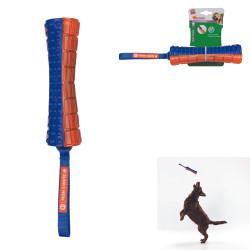 Grossiste Jouet stick sonore orange pour chien